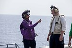 FOD Walk on the USS Green Bay 150308-M-CX588-056.jpg