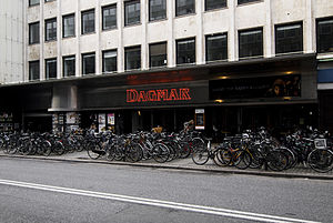 Cinema of Denmark - The Dagmar Teatret cinema