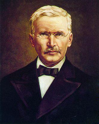 Mayen - Friedrich Wilhelm Raiffeisen around 1870
