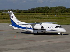 Fairchild Dornier 328JET-300 Club Airways OE-HAA (cn 3200).JPG