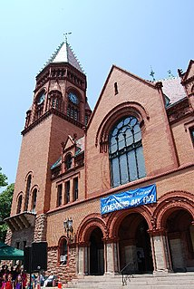 Fairhaven Town Hall United States historic place