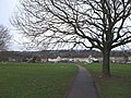 Fairwater Park, Cardiff, looking towards Elfed Gardens - geograph.org.uk - 1147752.jpg