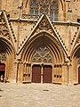 Famagusta Saint Nicholas Cathedral Lala Moustapha Pascha Mosque 03.jpg
