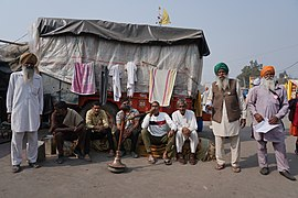 Farmers' protest at Singhu Border (15 February 2021) (14).jpg