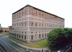 Palazzo Farnese, Piacenza - Palazzo Farnese.