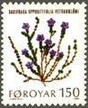 Faroe stamp 044 mountain flowers (saxifraga oppositifolia).jpg