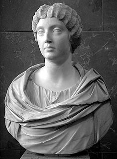 Faustina the Younger Roman empress