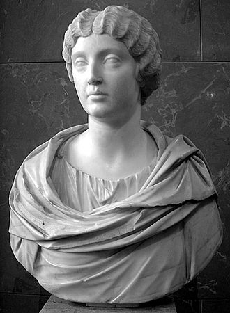 Faustina the Younger - Image: Faustina Minor Louvre Ma 1144
