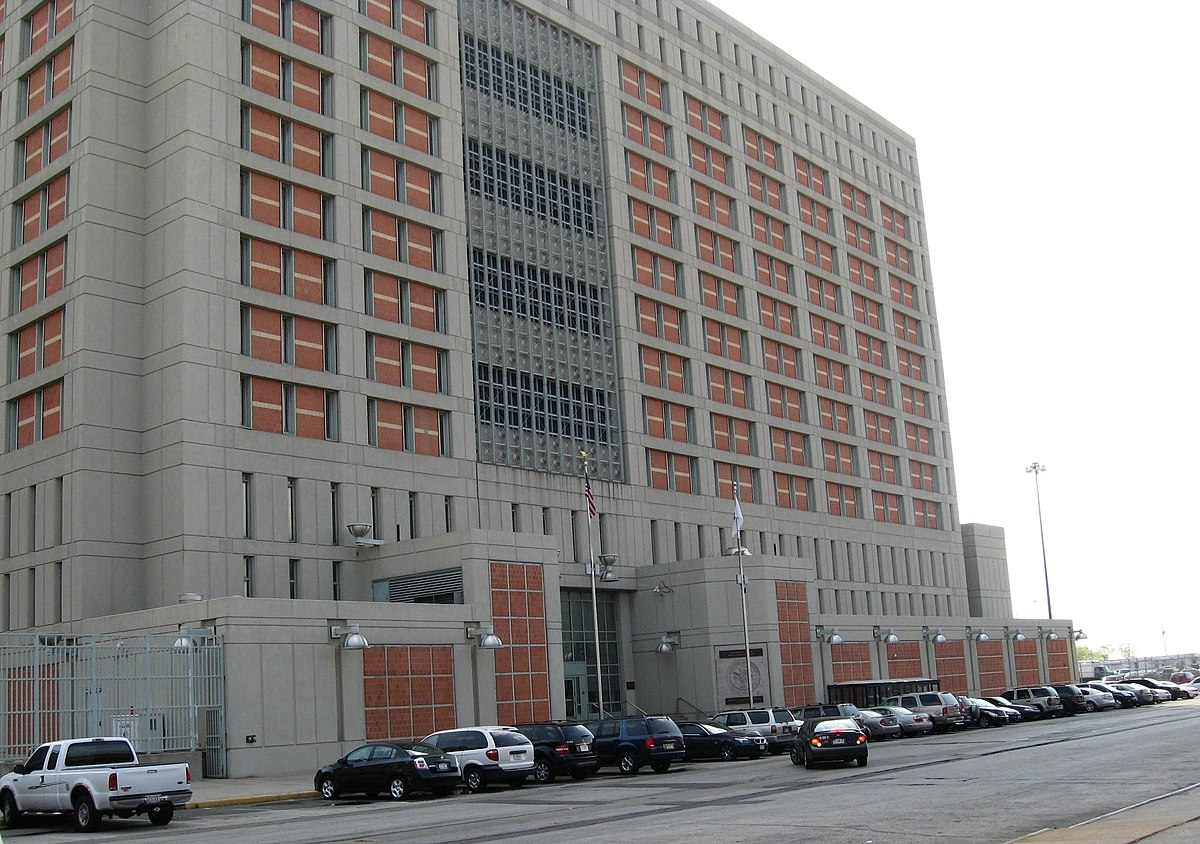 metropolitan detention center brooklyn