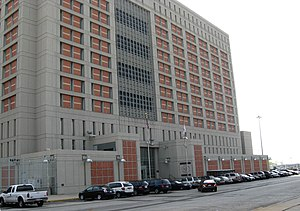 Ashcroft v. Iqbal - The Metropolitan Detention Center in Brooklyn, New York where Mr. Iqbal was allegedly abused.