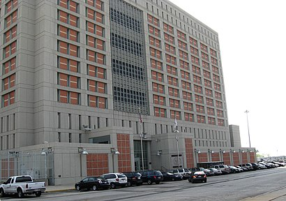 How to get to Metropolitan Detention Center, Brooklyn with public transit - About the place