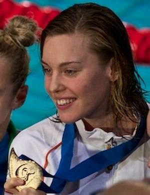 2011 World Aquatics Championships - Image: Femke Heemskerk 2