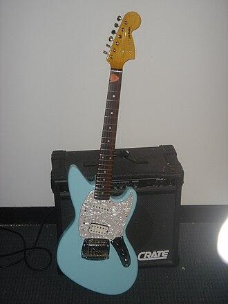 Fender Jag-Stang - Image: Fender Jag Stang