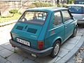 Fiat 126 elx Maluch - rear.jpg