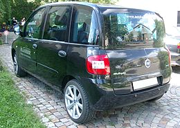 Fiat Multipla rear 20070825.jpg