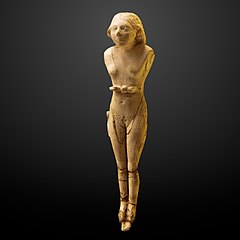 Figure of naked woman-E 14205