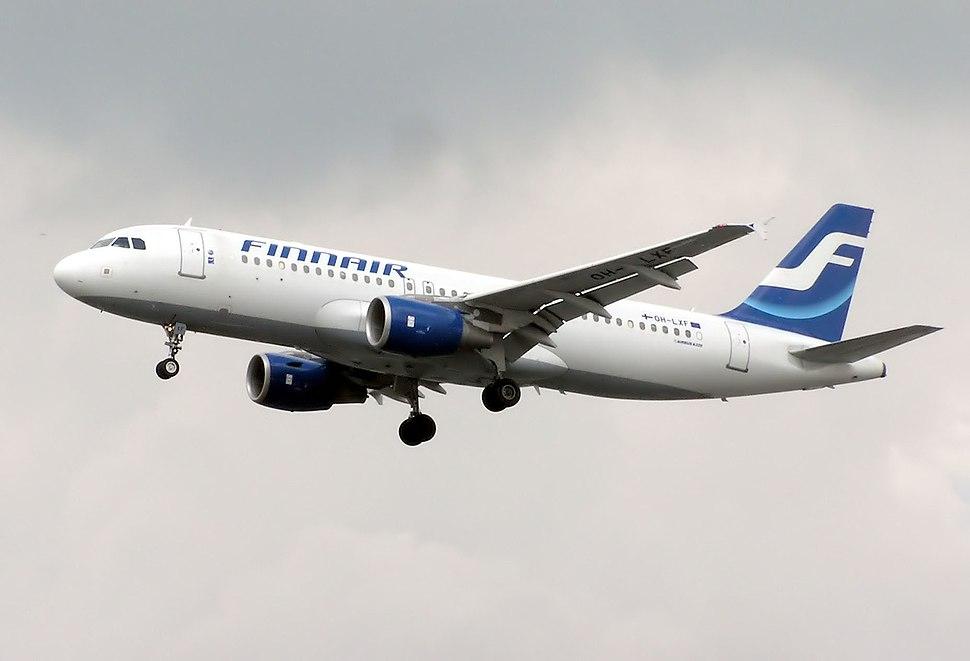 Finnair.a320-200.oh-lxf.arp