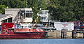 Fireboat John Glenn - DC River Rescue boat - Fireboat Pollution Control vehicle - East Potomac Park - 2013-08-25 -a.jpg