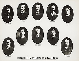 First Hughes Ministry