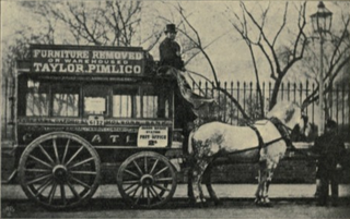 horse-drawn passenger transport vehicle