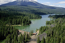List Of Lakes In Oregon Wikipedia