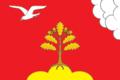 Flag of Bogdashkinskoe (Ulyanovsk oblast).png