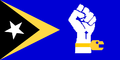 Flag of Viqueque 2014.png