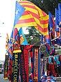 Flags of Barcelona FC.jpg