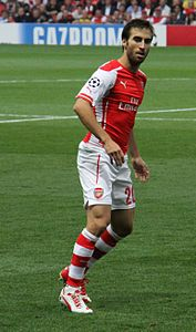 Flamini 2014 v Besiktas.jpg