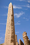 Flickr - Michael Cavén - Obelisk in Luxor.jpg