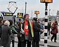 Flickr - NewsPhoto! - Steun aan de stakende schoonmakers in Amsterdam.jpg