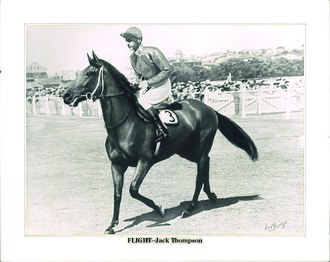 Queen Elizabeth Stakes (ATC) - Flight, 1946 winner.