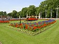 Flower bed near Buckingham palace. - geograph.org.uk - 511900.jpg