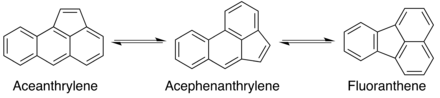 Fluoranthene conversions by thermal rearrangement.png