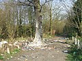 Flytipping on the Monarch's Way - geograph.org.uk - 393165.jpg