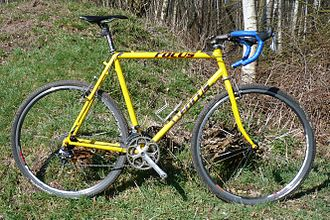 Cyclo-cross - A Focus cyclo-cross bicycle