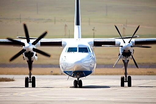 Fokker 50 Aero