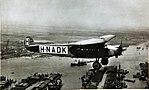 Fokker F.VIIa H-NADK with KLM (7585229974).jpg
