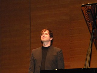 Piotr Anderszewski Polish pianist and composer