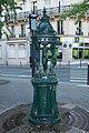 Fontaine Wallace Rue de Saint-Pétersbourg, rue de Turin.jpg
