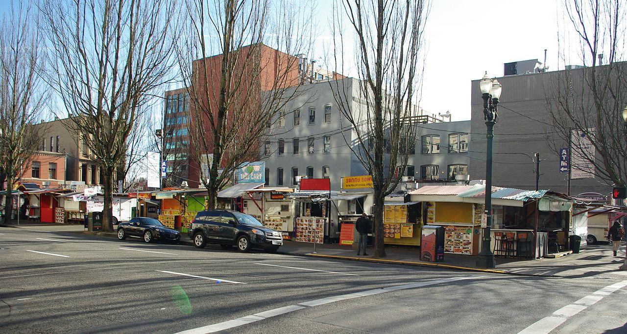 Food Carts Downtown Portland Hours