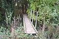 Footbridge near Brook Cottage - geograph.org.uk - 1547256.jpg