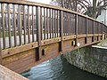 Footbridge over the Canal at Beeston - geograph.org.uk - 1099753.jpg