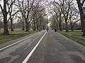 Footpath and cycle lane, Hyde Park - geograph.org.uk - 1019807.jpg