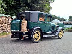 Ford Model A 1927 31 Wikipedia