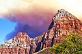 Forest Fire Over Zion - Flickr - pfly.jpg