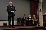 Former CSAF Fogleman honored today for contributions to air power 141009-F-EO463-128.jpg