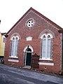 Former Methodist chapel, Castle Acre - geograph.org.uk - 1718530.jpg