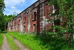 Fort Lier Belgium - Military personnel housing building.jpg
