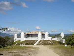 Gracias - San Cristobal fortress
